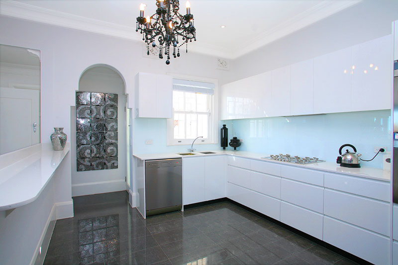 Art deco house Dover Heights - kitchen