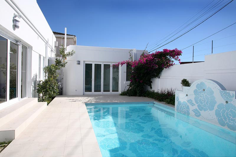Art deco house Dover Heights - pool