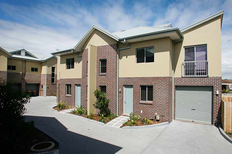 Bayside townhouses Monterey - 3 bed central townhouse