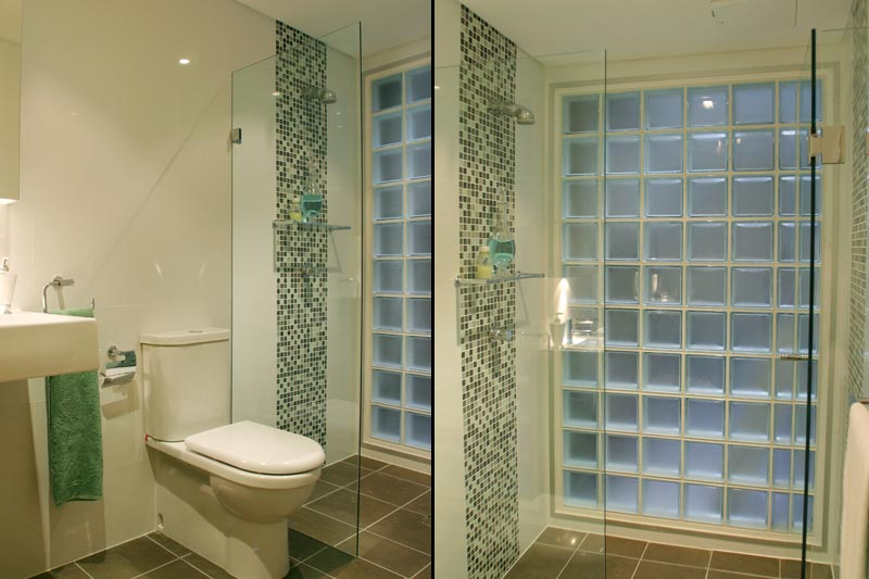 Large Paddington terrace unit transformation - bathroom