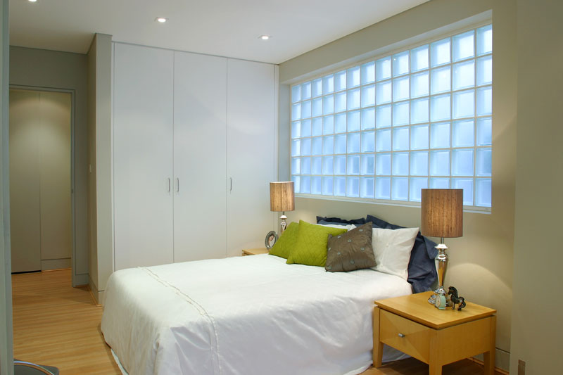 Large Paddington terrace unit transformation - bedroom