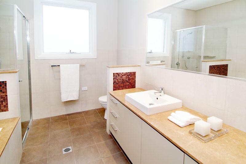 Park side house Maroubra - bathroom