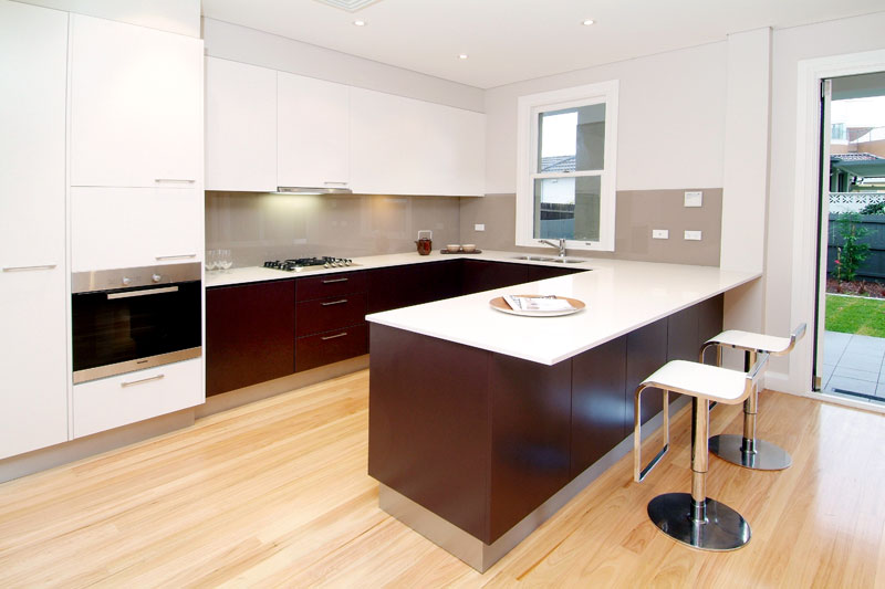 Park side house Maroubra - kitchen