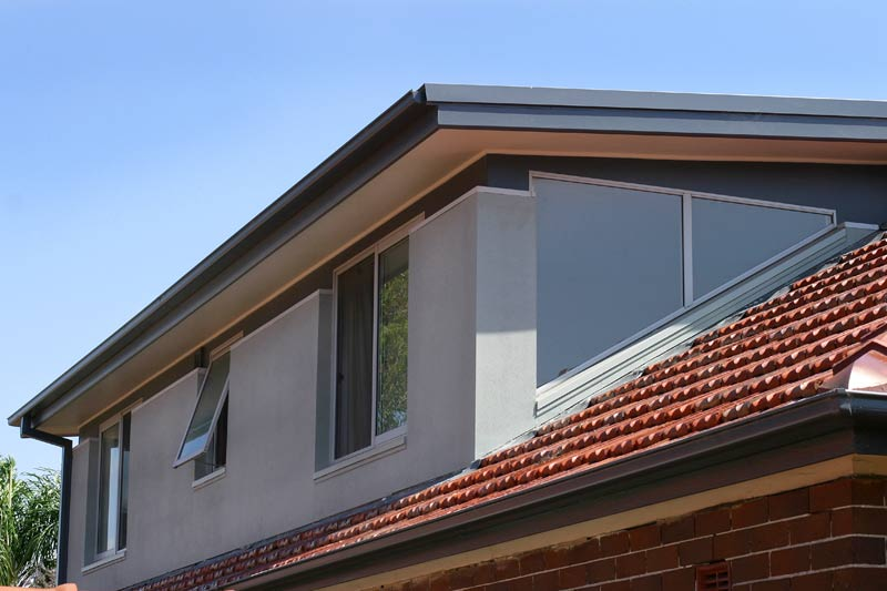 Subtle semi addition Maroubra - side detail