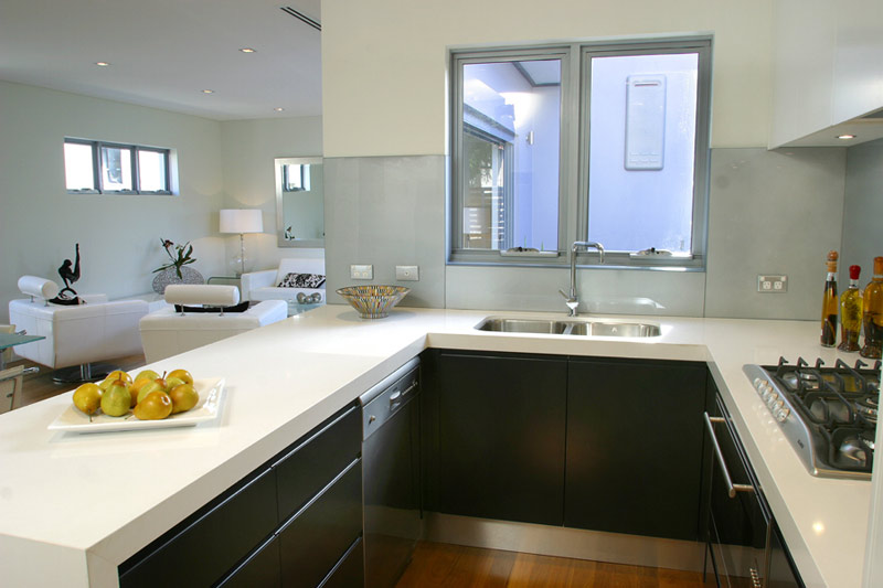 Boutique townhouses Maroubra - kitchen