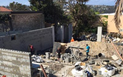 Mosman waterview apartment building begins construction