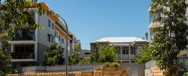 Vicinity on the Bay Botany completed