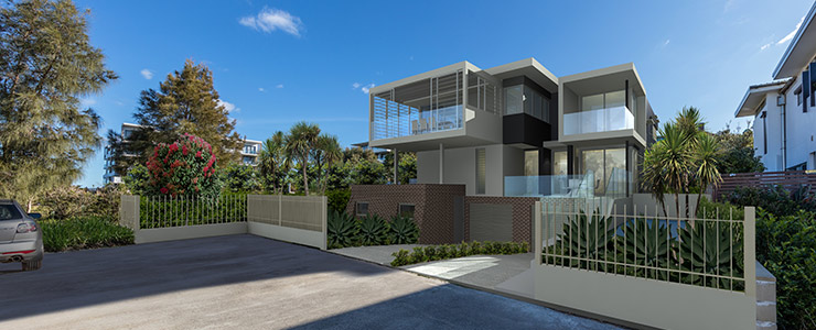 Bob-a-day Park Little Bay duplex in historical precinct approved