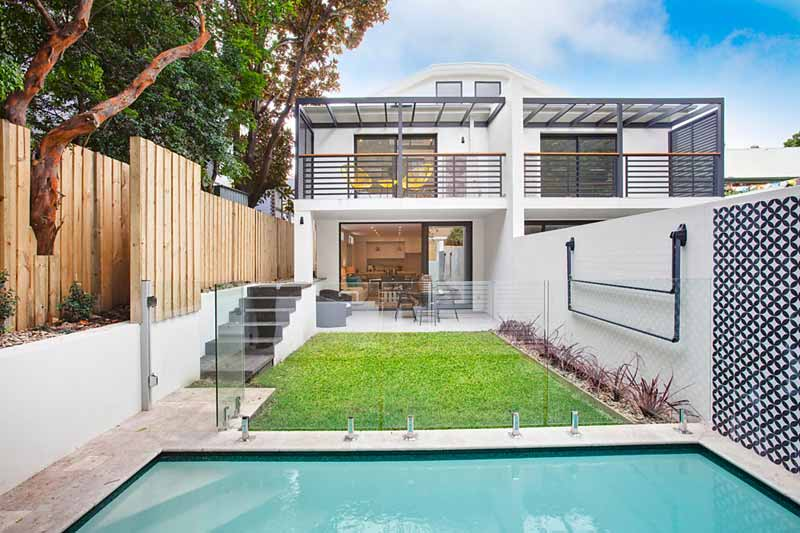 Bondi subtle duplex - pool