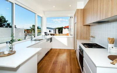 Spacious duplex beach houses at Matraville – completed