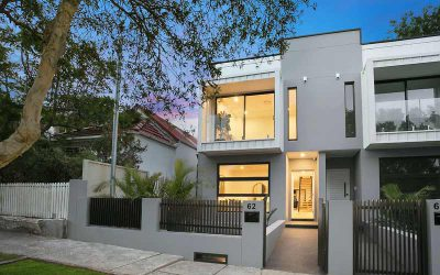 Bronte Beach duplex with spacious attics completed