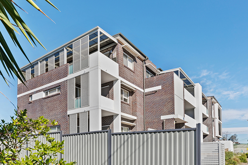 Guildford Contemporary Apartments - west side
