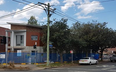 New generation boarding house at Maroubra nears completion
