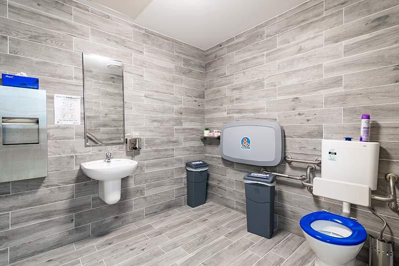 Maroubra community centre - bathroom