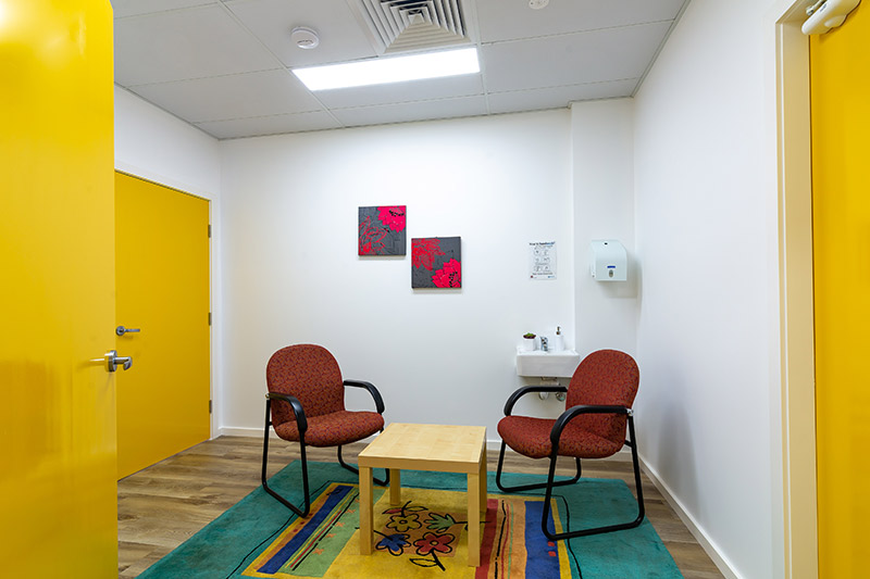Maroubra community centre - consulting room