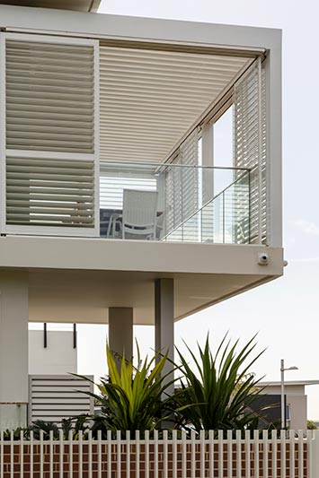 Little Bay duplex - balcony