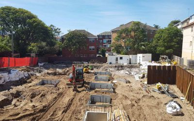 Construction starts for Coogee corner apartments