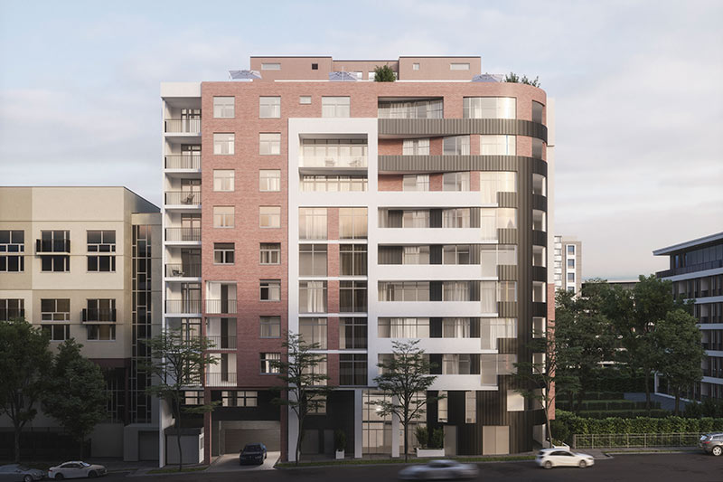Bayside Council approves additional units for John Street Mascot contemporary apartments