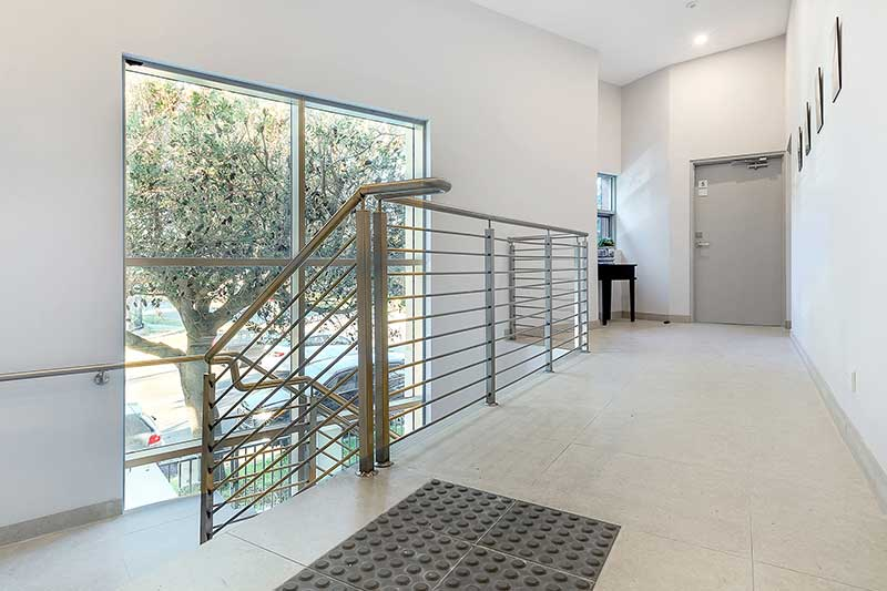New generation boarding house Maroubra - first floor hall