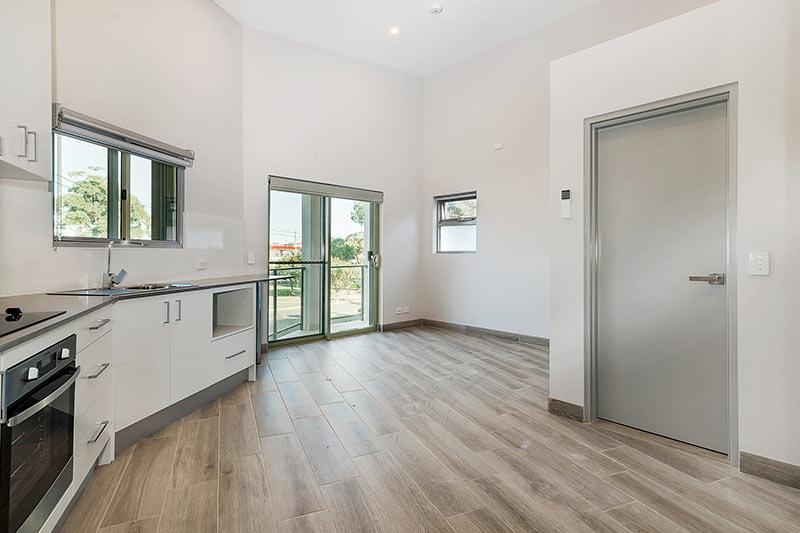 New generation boarding house Maroubra - kitchen