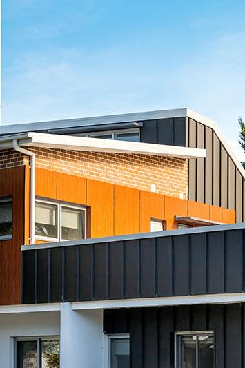 New generation boarding house Maroubra - loft window