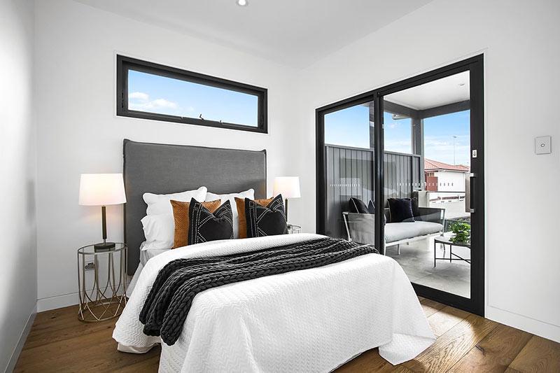 Northern lights Maroubra duplex - bedroom